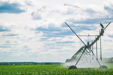 Mezőgazdasági öntözőkutak fúrása